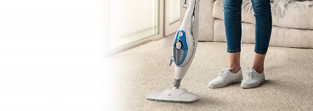 PurSteam Steam Mop Cleaner ThermaPro Steamer Review
