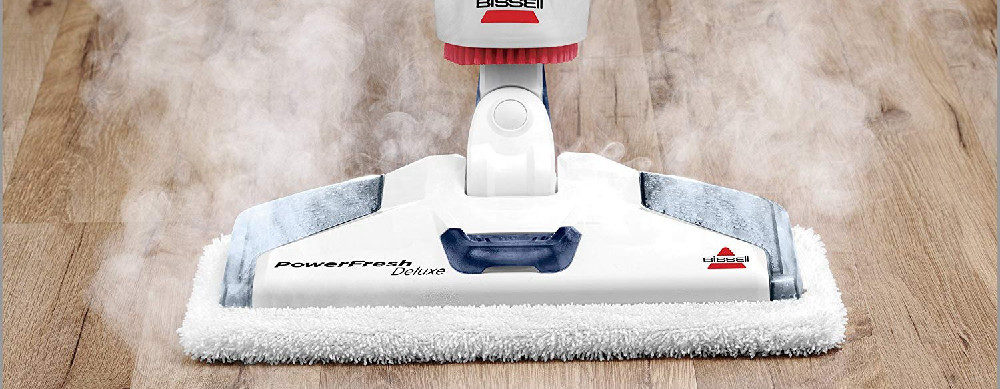 PurSteam Vs. Bissell 1806 Steam Mop