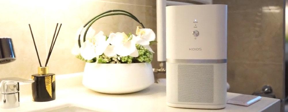 PureZone Halo Vs. KOIOS Air Purifier