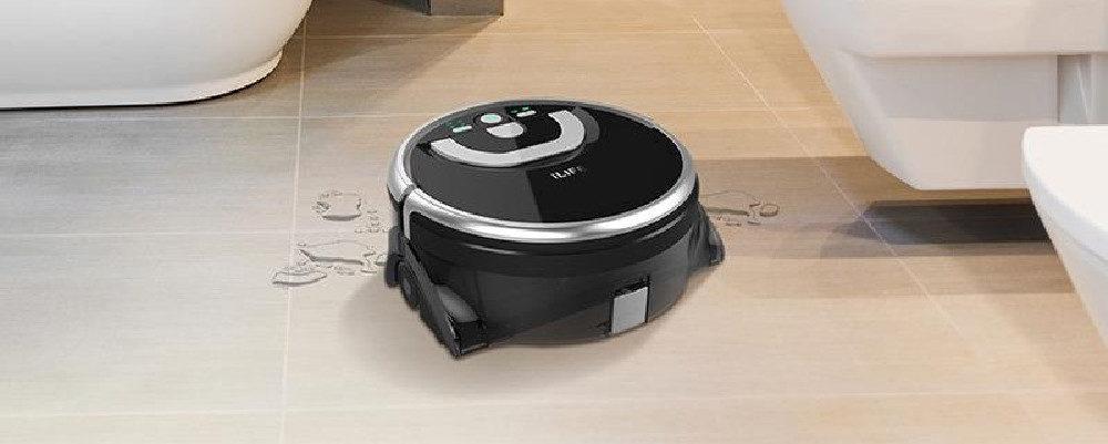 ILIFE Shinebot W400 Mopping Robot