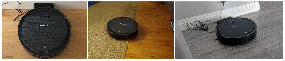 Premium Automatic Robot Vacuum Cleaner by Lexvss
