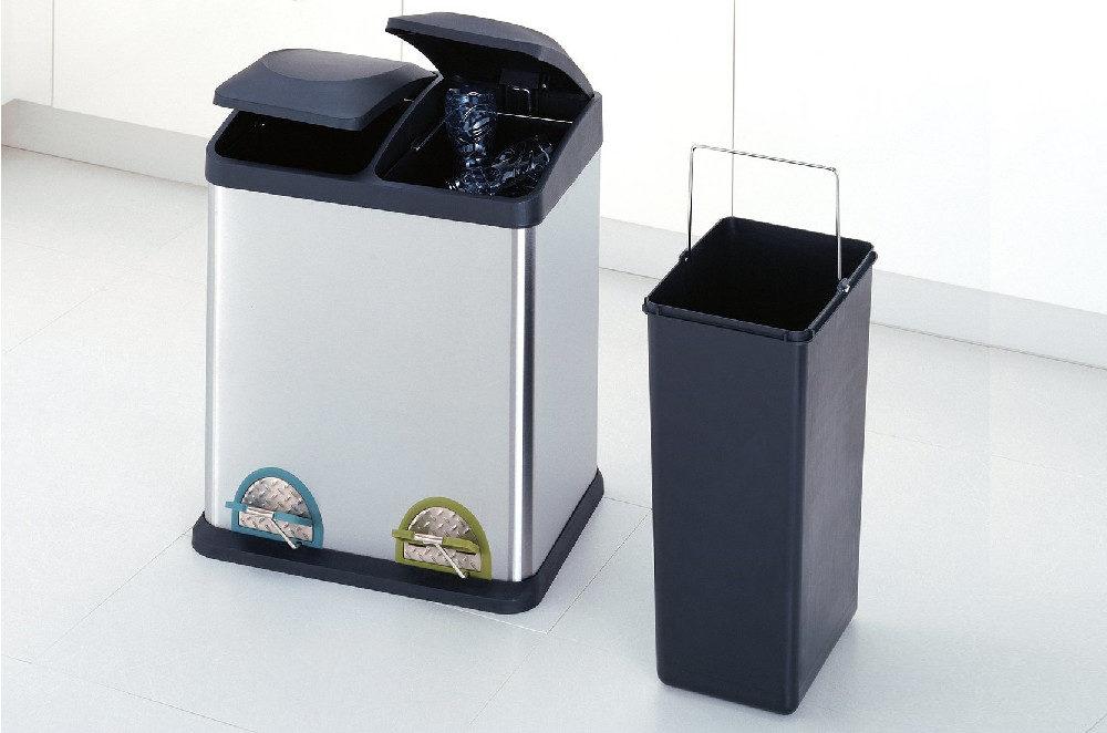 SONGMICS Vs. Organize It All 16 Gallon Trash Cans