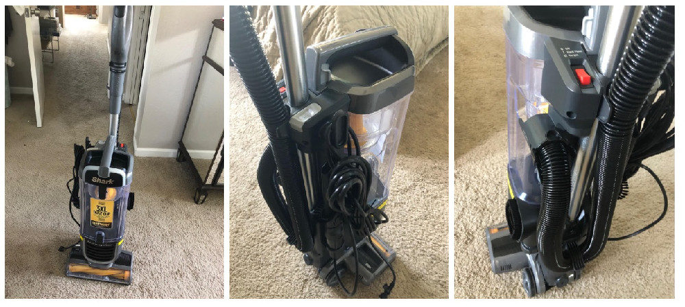 Shark Navigator Zero-M Pet Pro Upright Vacuum Review (ZU62)