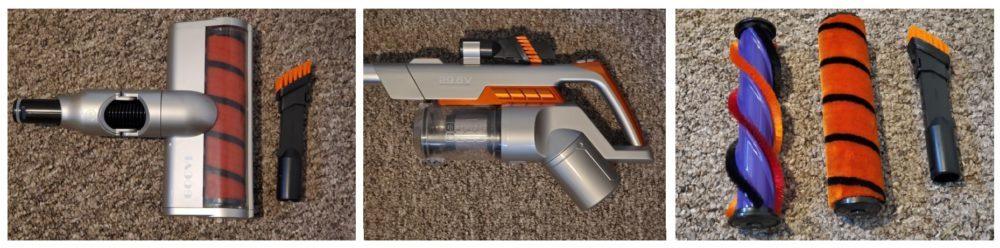 Shark Rocket Vs. GOOVI Stick Vacuum