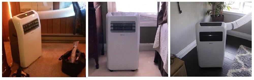 Shinco SPF2-12C 12,000 BTU Portable Air Conditioner Review