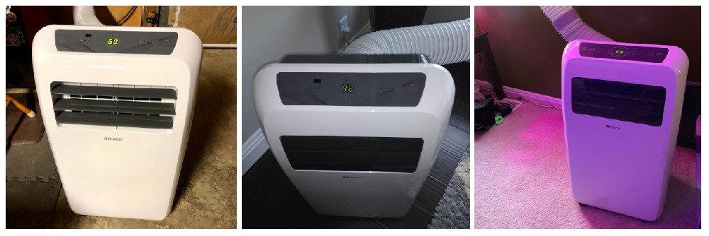 Shinco SPF2-12C Air Conditioner Review