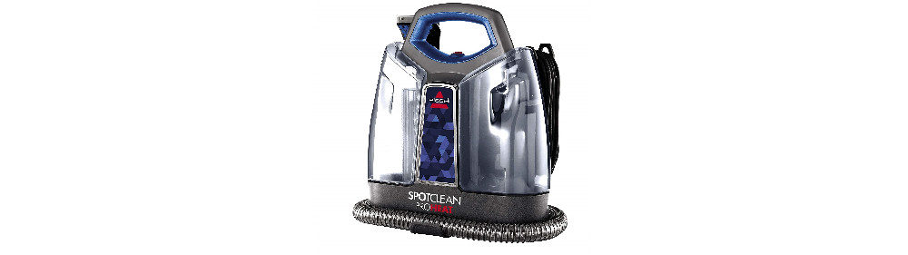 BISSELL SpotClean ProHeat Portable Spot And Stain Carpet Cleaner Review