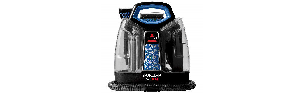 Bissell SpotClean ProHeat Portable Spot Cleaner Review