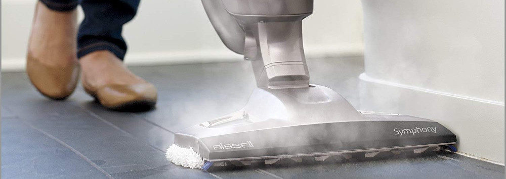 BISSELL Symphony Vac And Steam