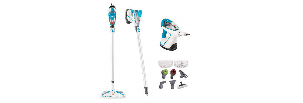 Bissell PowerFresh Steam Cleaner System Review