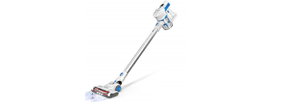 JASHEN Powerful Stick Vacuum Cleaner Review