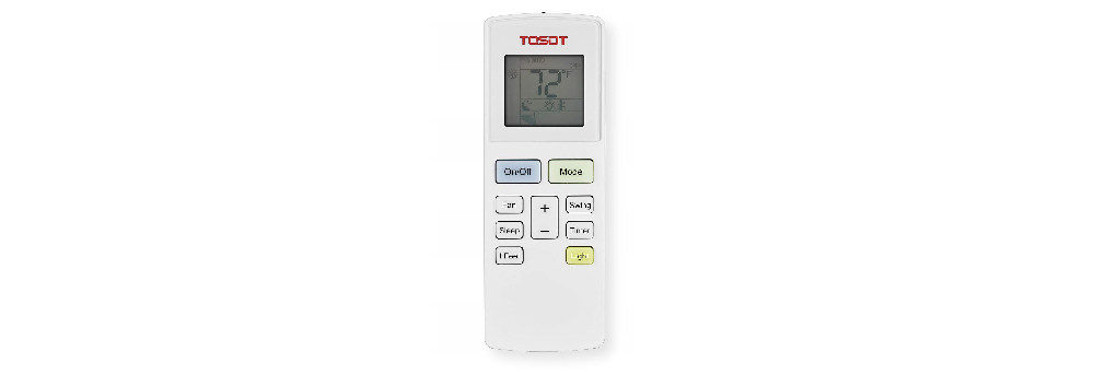 TOSOT 8,000 BTU Window Air Conditioner