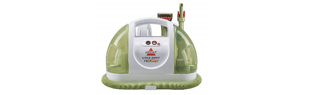 BISSELL Little Green ProHeat Portable Carpet And Upholstery Cleaner Review