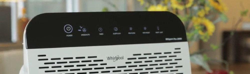 Whirlpool WPPRO2000M Hepa Air Purifier