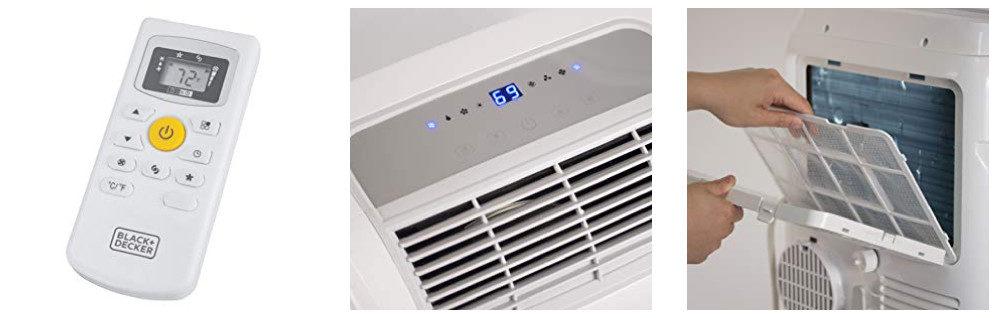 hOmeLabs Vs. BLACK+DECKER Portable Air Conditioner