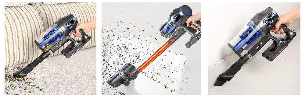 iwoly i9 Cordless Vacuum