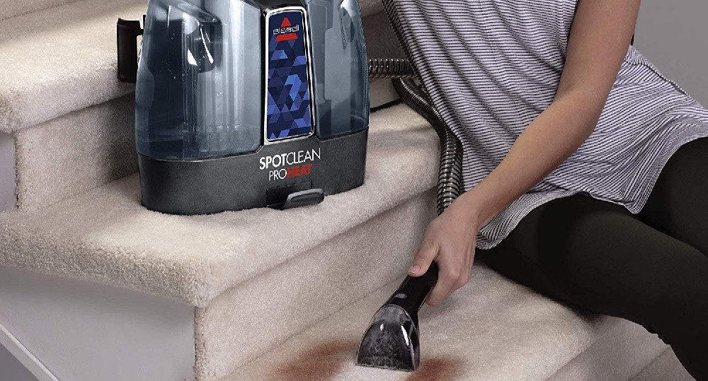 BISSELL 2694 SpotClean Portable Carpet Cleaner