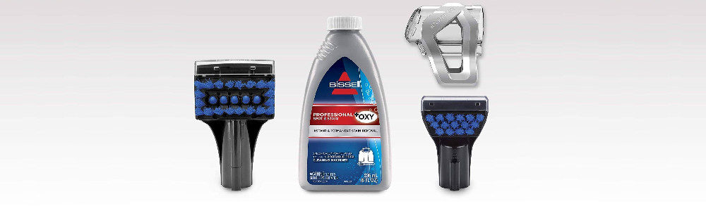 BISSELL 2694 vs 2458 SpotClean Portable Carpet Cleaners