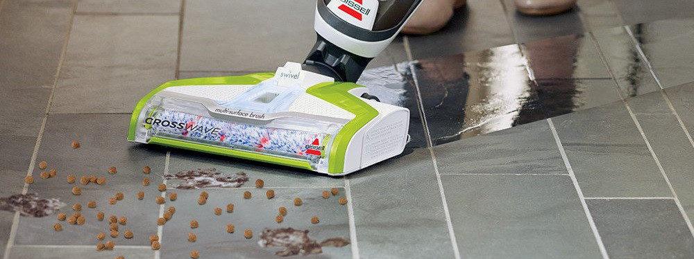 BISSELL CrossWave vs. Tineco iFloor Wet Dry Vacuums
