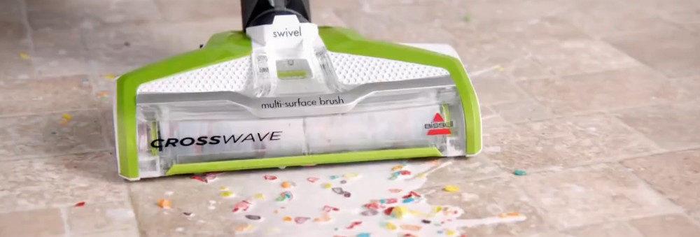 BISSELL CrossWave Wet Dry Vacuum