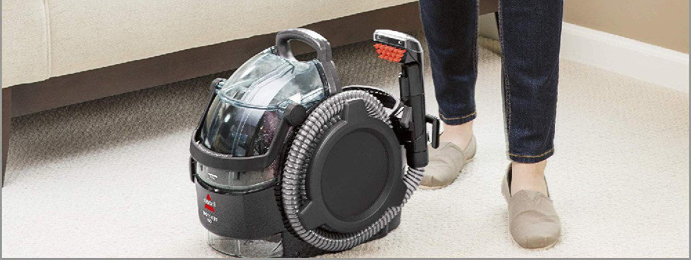 Bissell 3624 vs. Rug Doctor Portable Carpet Cleaners