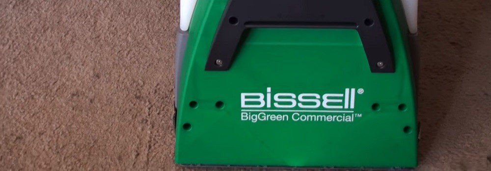 Bissell BigGreen Commercial BG10 vs Rug Doctor Mighty Pro X3