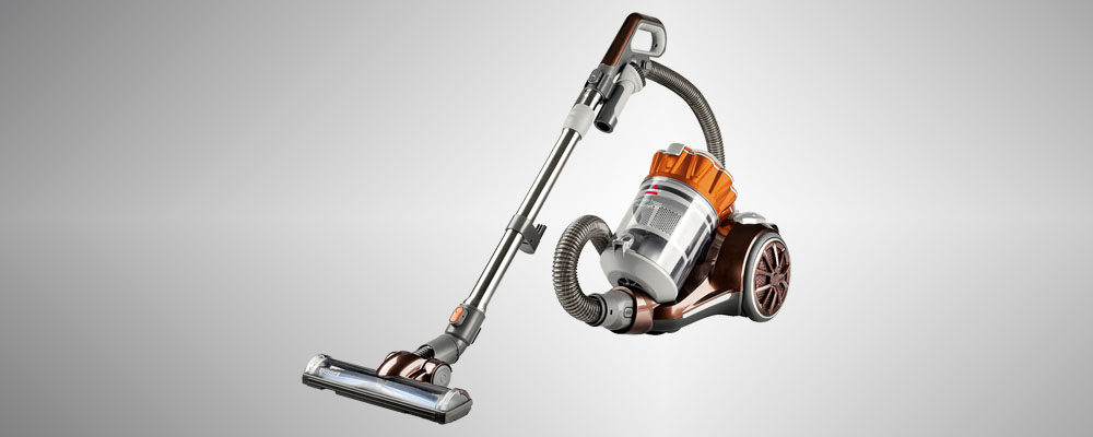 Bissell Deluxe Canister Vacuum Review