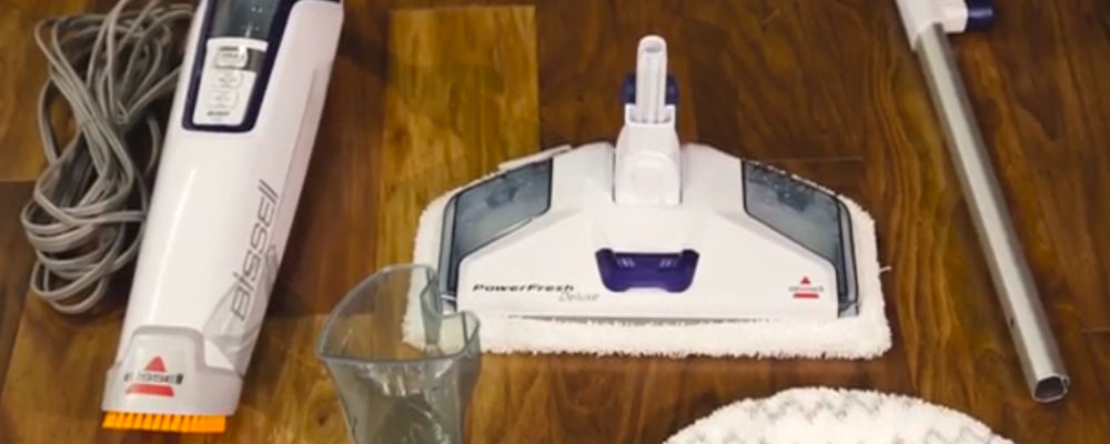 Bissell Powerfresh Pet vs. BISSELL Spinwave Plus Steam Mop