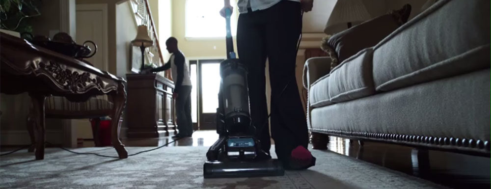 Black+Decker BDASL202 Upright Vacuum