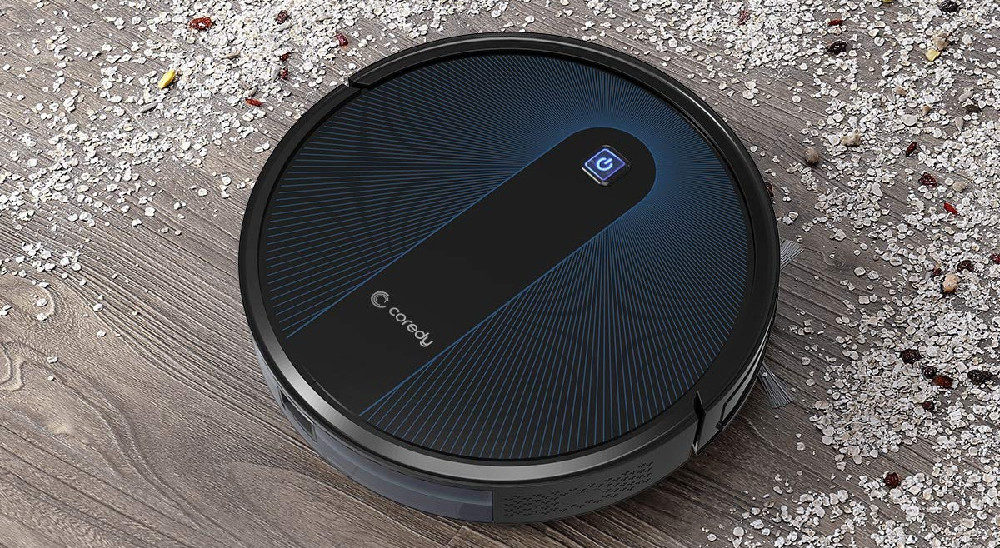 Coredy R650 Robot Vacuum