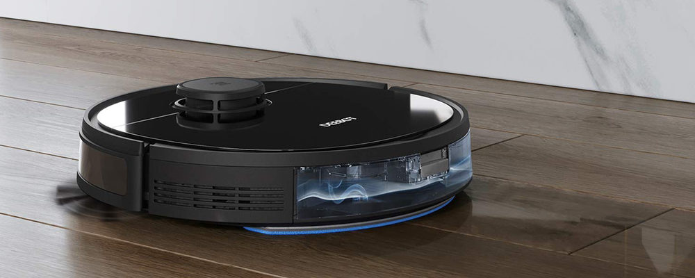 Roborock S6 Robot vacuum and Mop
