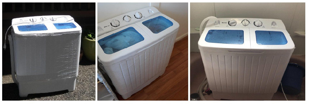 Giantex vs. Think Gizmos Portable Washing Machine