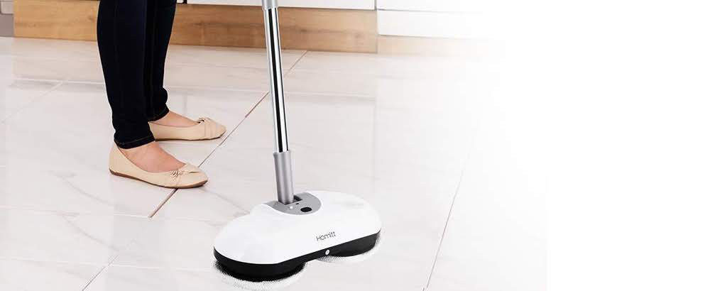 Homitt Spin Mop vs BISSELL Spinwave Comparison