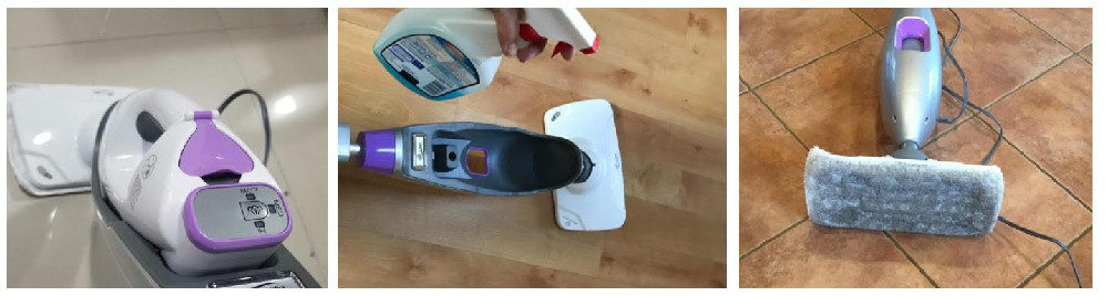 LIGHT 'N' EASY vs. PurSteam Steam Mop Comparison
