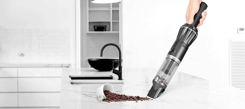 MOOSOO vs Shark WANDVAC Handheld Vacuum