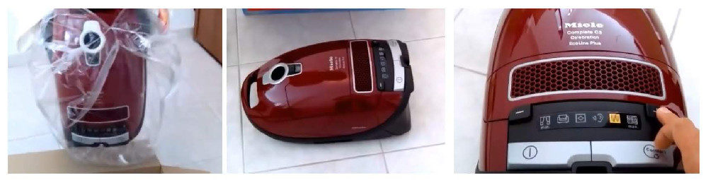 Miele Complete C3 vs Soniclean Soft Carpet Cleaners