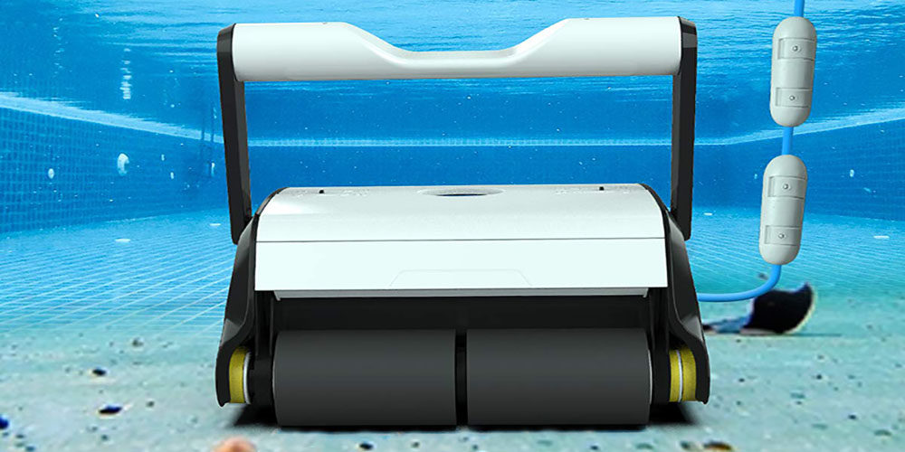PAXCESS Automatic Robotic Swimming Pool Cleaner