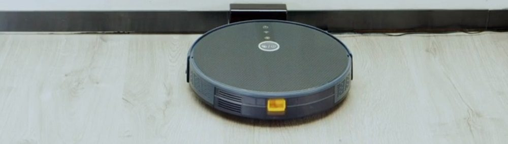 Alexa Smart Robot Vacuum Cleaner - Gyroscope S Path