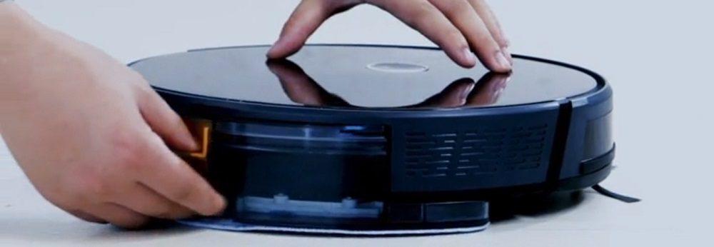 PURE CLEAN Alexa Smart Robot Vacuum Cleaner