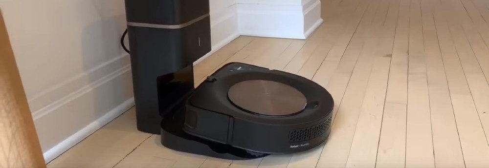 Roomba s9+ vs Roborock s6 Robotic Vacuum