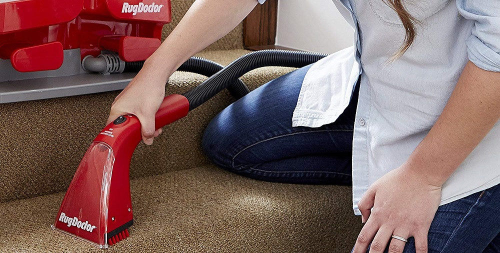Rug Doctor Portable Carpet Cleaners