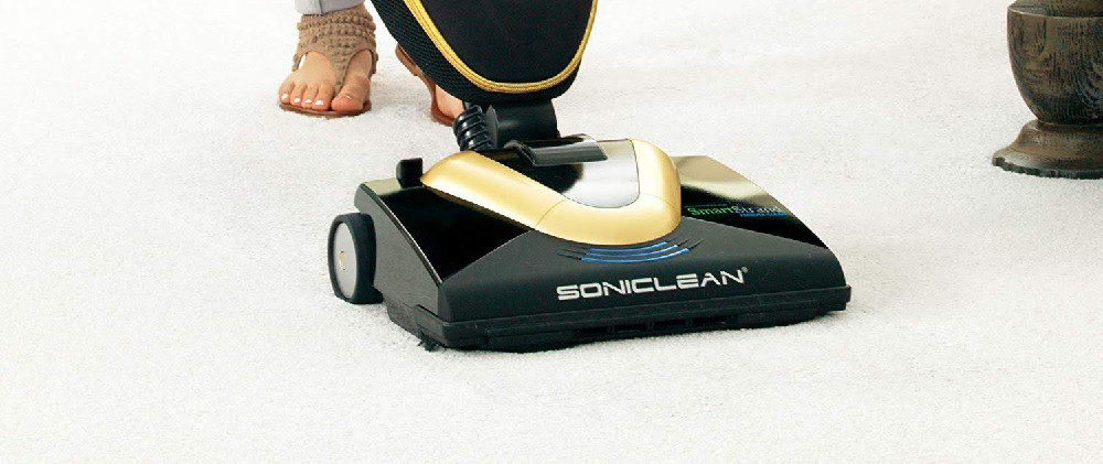 Soniclean vs. Miele Complete C3 Soft Carpet Cleaners