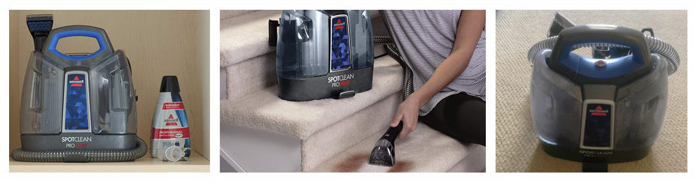 Portable Spot and Stain Carpet Cleaner