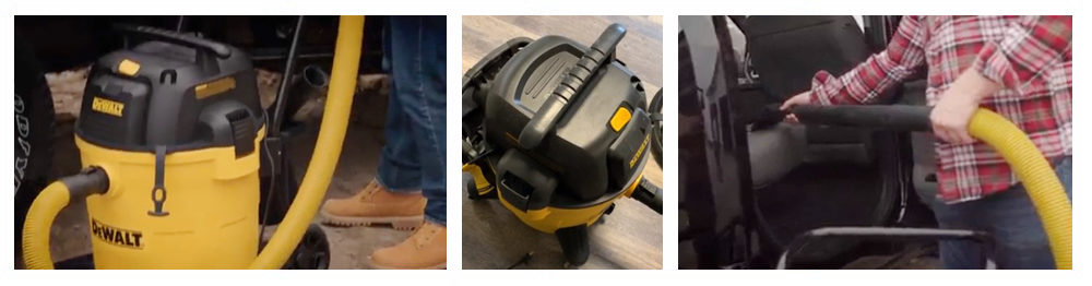 Best Wet-Dry Vacuums With Pump