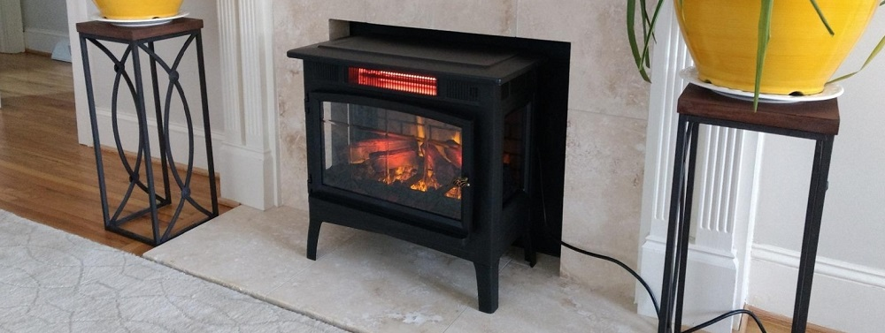 Duraflame 3D Infrared Electric Fireplace Stove Review
