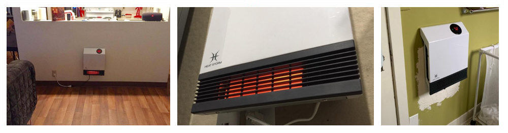 Infrared Wall Heater