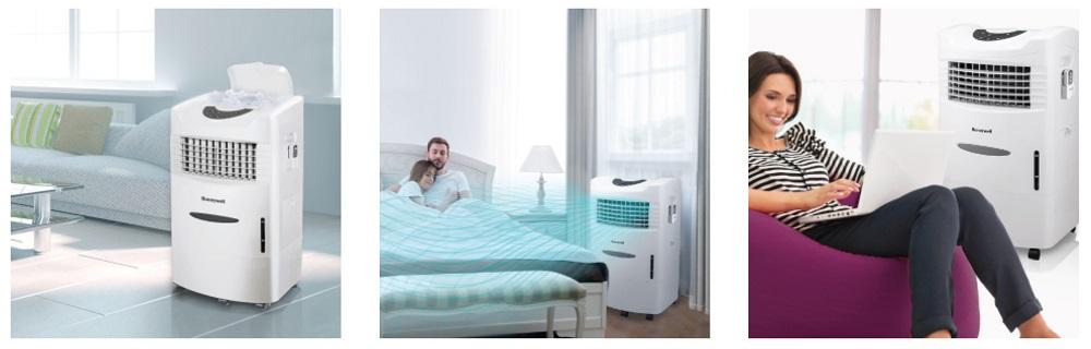 Honeywell 470-659CFM Portable Evaporative Cooler