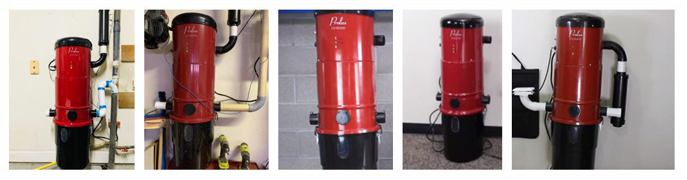 Best Central Vacuum with Retractable Hose