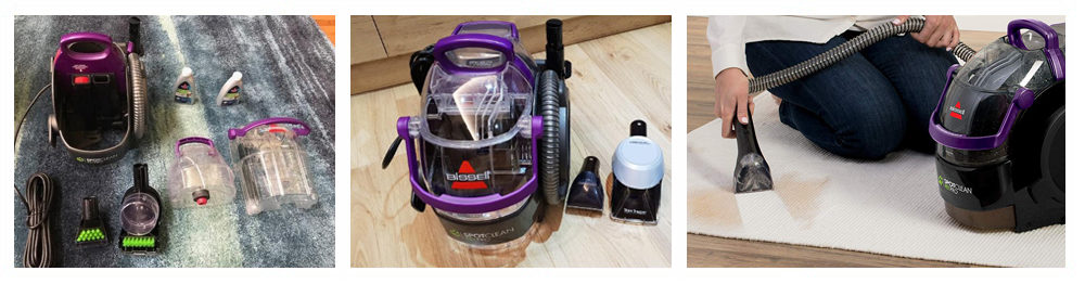 Carpet Cleaners With Attachments