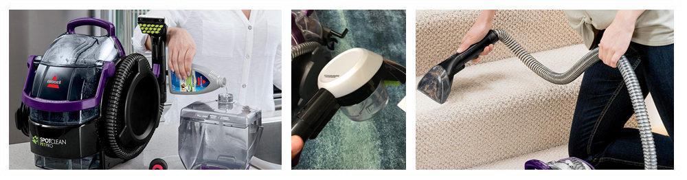 Portable Carpet Cleaner Machine